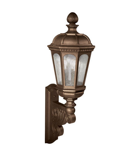 Kichler Lighting Beacon Hill 3 Light Outdoor Wall Lantern In Legacy Bronze 9294lz