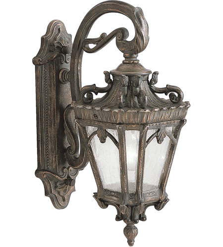 Kichler 9356LD Tournai 1 Light 18 inch Londonderry Outdoor Wall Lantern photo