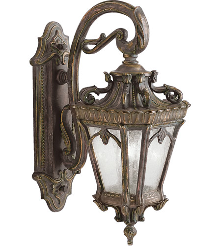Kichler Lighting Tournai 2 Light Outdoor Wall Lantern in Londonderry 9357LD