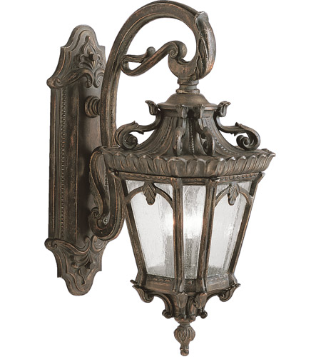 Kichler Lighting Tournai 3 Light Outdoor Wall Lantern in Londonderry 9358LD photo