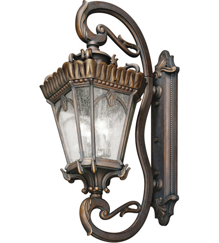 Kichler Lighting Tournai 4 Light Outdoor Wall Lantern in Londonderry 9360LD