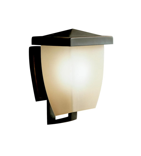 Kichler Lighting Benton 1 Light Outdoor Wall Lantern in Olde Bronze 9428OZ photo
