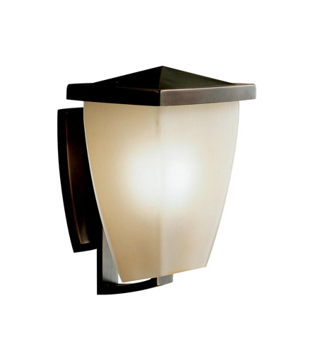 Kichler Lighting Benton 1 Light Outdoor Wall Lantern in Olde Bronze 9429OZ