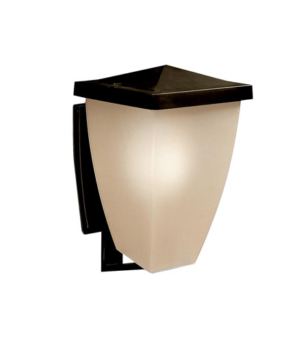 Kichler Lighting Benton 1 Light Outdoor Wall Lantern in Olde Bronze 9430OZ photo