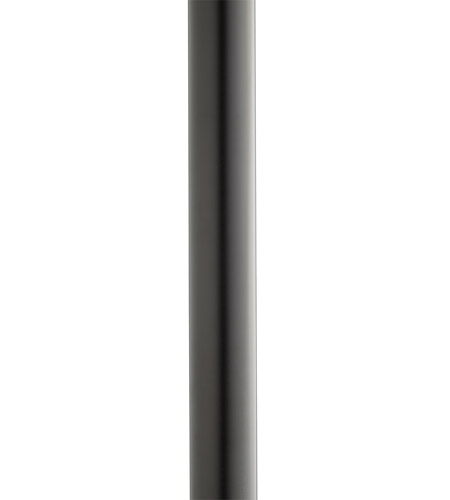 Kichler Lighting Outdoor Post in Black (Painted) 9501BK