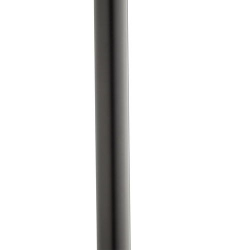 Kichler Lighting Outdoor Post in Black (Painted) 9506BK