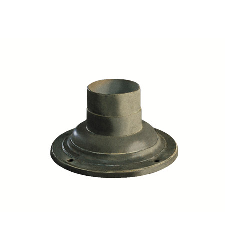 Kichler Lighting Pedestal Adaptor in Olde Bronze 9530OZ
