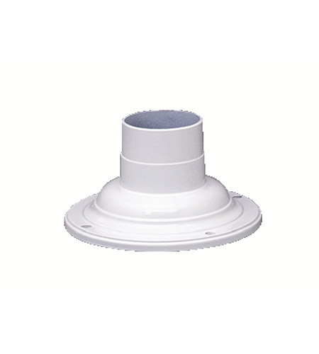 Kichler Lighting Pedestal Adaptor in White 9530WH