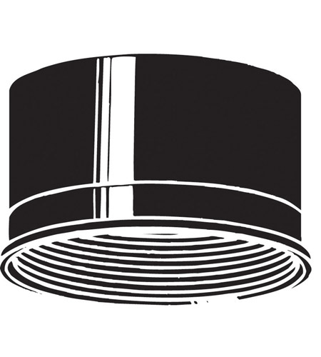 Kichler Lighting Baffle Outdoor Accessory in Black Material 9544BK