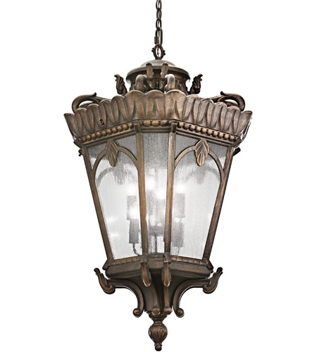 Kichler 9568LD Tournai 8 Light 26 inch Londonderry Outdoor Ceiling photo