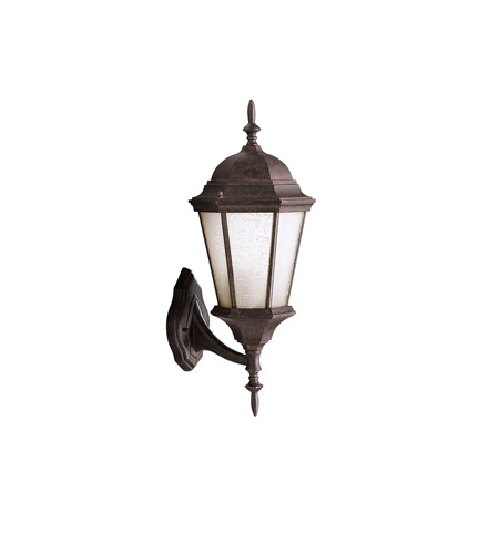 Kichler Lighting Madison 1 Light Outdoor Wall Lantern in Tannery Bronze 9654TZ