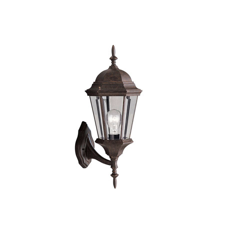 Kichler Lighting Madison 1 Light Outdoor Wall Lantern in Tannery Bronze 9654TZ photo