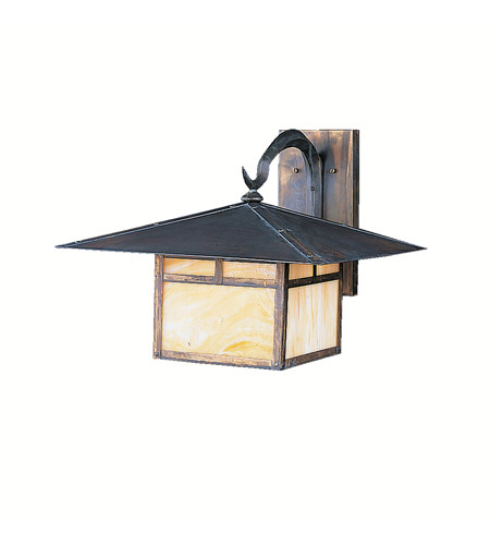 Kichler Lighting La Mesa 1 Light Outdoor Wall Lantern in Canyon View 9726CV photo