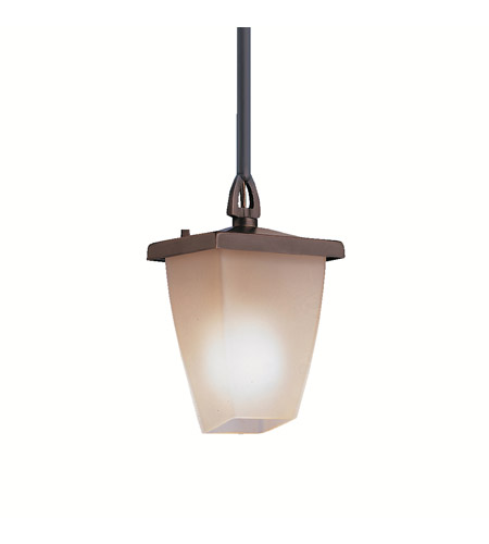 Kichler Lighting Benton 1 Light Outdoor Pendant in Olde Bronze 9800OZ photo