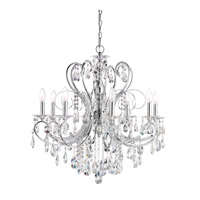 Kichler Lighting Marcalina 8 Light Chandelier in Chrome 1013CH photo thumbnail