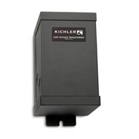 Kichler Lighting Transformer 12v/150w Cabinet Accessory in Black 10205BK