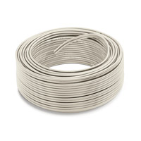 Kichler Lighting Linear Cable 25ft (White) Cabinet Accessory in White 10230WH photo thumbnail