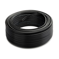 Kichler Lighting Linear Cable 100ft (Black) Cabinet Accessory in Black 10232BK photo thumbnail