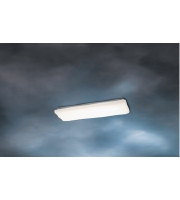 Kichler Lighting Signature 2 Light Fluorescent Flush Mount in White 10301WH alternative photo thumbnail