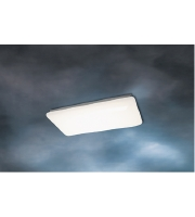 Kichler Lighting Signature 4 Light Fluorescent Flush Mount in White 10303WH alternative photo thumbnail