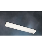 Kichler Lighting Signature 2 Light Fluorescent Flush Mount in White 10315WH alternative photo thumbnail