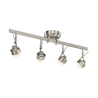 Kichler 10326NI Rail Lighting Brushed Nickel Rail Light Ceiling Light  alternative photo thumbnail