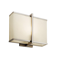 Kichler Lighting Rigel 1 Light Fluorescent Sconce in Satin Nickel 10421SN