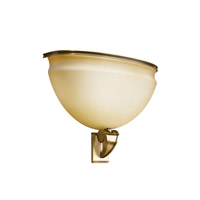 Kichler Lighting Pierson 2 Light Fluorescent Sconce in Antique Brass 10442AB photo thumbnail