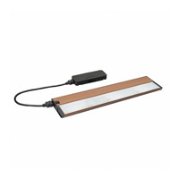 Modular 12V Xenon 12V 22 inch Brushed Bronze Cabinet Strip