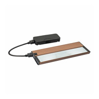 Kichler Lighting Modular 2Lt Xenon All in one Cabinet Strip/Bar Light in Brushed Bronze 10567BRZ