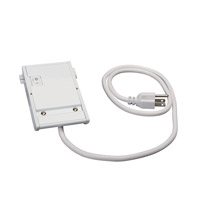 Kichler Lighting Master Switch Cord&Plug Cabinet Accessory in White 10575WH