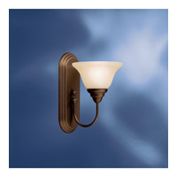 Kichler Lighting Telford 1 Light Fluorescent Sconce in Olde Bronze 10604OZ photo thumbnail