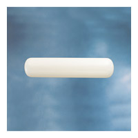 Kichler 10697WH Signature 2 Light 27 inch White Fluorescent Sconce Wall Light