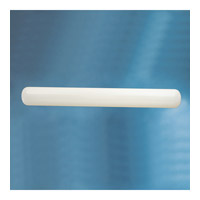 Kichler 10699WH Signature 2 Light 51 inch White Fluorescent Sconce Wall Light photo thumbnail