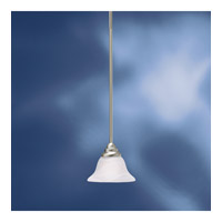 Kichler Lighting Telford 1 Light Fluorescent Pendant in Brushed Nickel 10707NI photo thumbnail