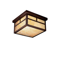 Kichler Lighting Alameda 2 Light Fluorescent Outdoor Ceiling in Canyon View 10957CV