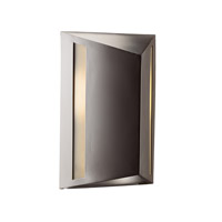 Kichler Lighting Signature 1 Light Fluorescent Outdoor Wall Lantern in Architectural Bronze 10963AZ