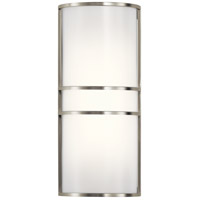 Kichler 11315NILED Signature LED 7 inch Brushed Nickel Wall Sconce Wall Light
