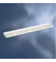 Kichler Lighting Direct-Wire 3Lt Xenon 120v/20w Cabinet Strip/Bar Light in White 12013WH alternative photo thumbnail