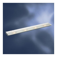 Kichler Lighting Direct-Wire 4Lt Xenon 120v/20w Cabinet Strip/Bar Light in Silver Various 12014SI