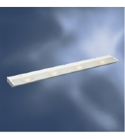 Kichler Lighting Direct-Wire 4Lt Xenon 120v/20w Cabinet Strip/Bar Light in White 12014WH