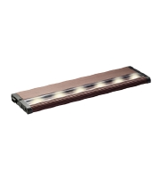 Kichler Lighting Design Pro LED Modular 12Inch Cabinet Strip/Bar Light in Brushed Bronze 12303BRZ