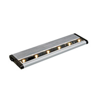 Kichler Lighting Design Pro LED Modular 12Inch Cabinet Strip/Bar Light in Brushed Nickel 12303NI photo thumbnail
