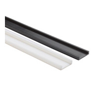 Kichler Lighting Linear Track LED Cabinet Accessory in Black 12330BK
