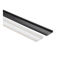 Kichler Lighting Linear Track LED Cabinet Accessory in White Material 12330WH