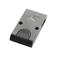 Kichler Lighting Power Switch LED Cabinet Accessory in Black Material 12350BK photo thumbnail