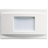 Kichler 12675WH Step and Hall Light 120V 1.38 watt White Steplight LED 5 inch