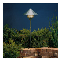 Kichler 15011AZT Six Groove 12V 24.4 watt Textured Architectural Bronze Landscape 12V Path & Spread