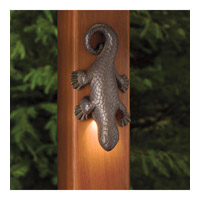 Kichler Lighting Oak Trail 1 Light Landscape 12V Deck in Olde Bronze 15047OZ photo thumbnail