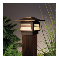 Kichler Lighting Zen Garden 1 Light Landscape 12V Deck in Olde Bronze 15071OZ photo thumbnail